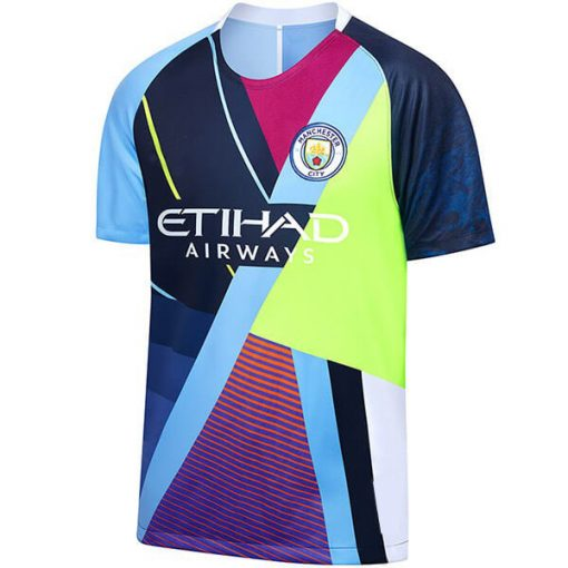 Camiseta-Replica-Deportiva-ManchesterCity