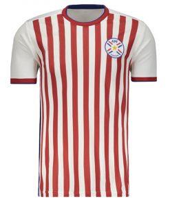 Camiseta-Replica-Deportiva-Selección-Paraguay-2019